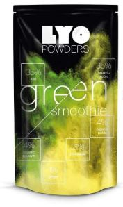 Green Smoothie LIOFILIZOWANE smoothie proszek 42g LYO FOOD