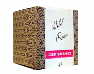 "Perfumy w kamieniu ""Wild Rose"" 6g SONG OF INDIA"