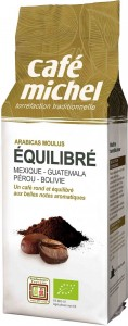 Kawa mielona PREMIUM EQUILIBRE FAIR TRADE BIO 250g CAFE MICHEL