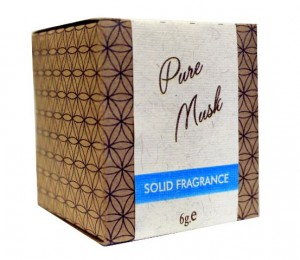 "Perfumy w kamieniu ""Pure Musk"" 6g SONG OF INDIA"