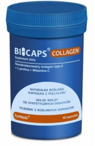 BICAPS® Collagen 60kaps. FORMEDS