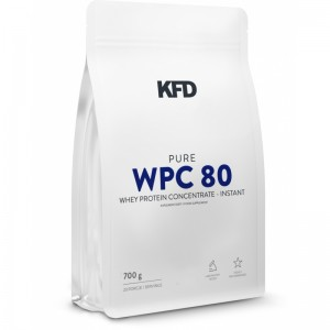 Pure WPC 80 Instant Naturalny 700g KFD