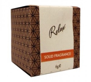 "Perfumy w kamieniu ""Relax"" 6g SONG OF INDIA"