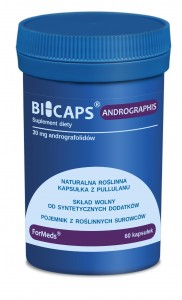 BICAPS® ANDROGRAPHIS 60kaps. FORMEDS