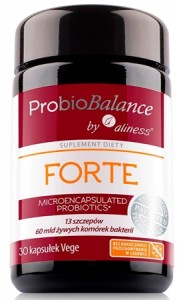ProbioBALANCE, FORTE 60 mld. x 30 vege kaps. by Aliness®