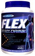 Flex Drink 400g Orange MEGABOL